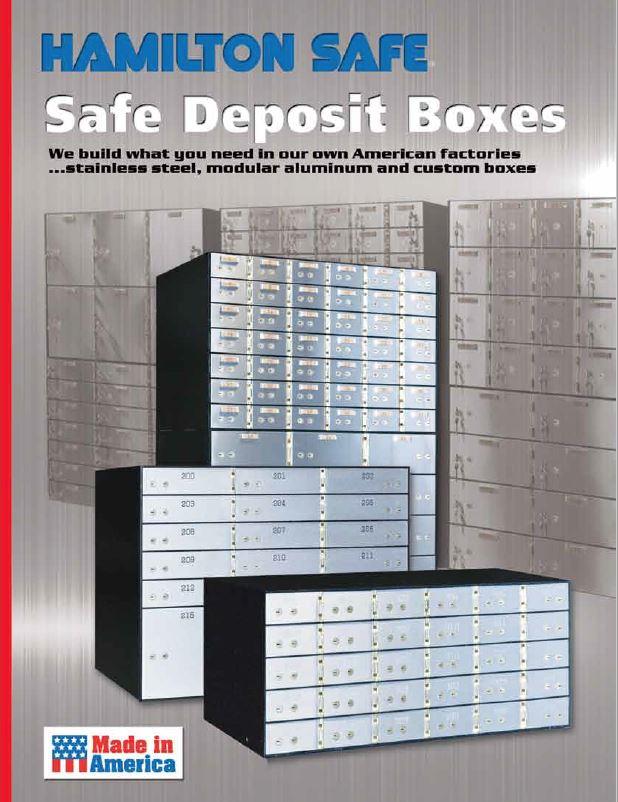 Hamilton Security - Safe Deposit Boxes